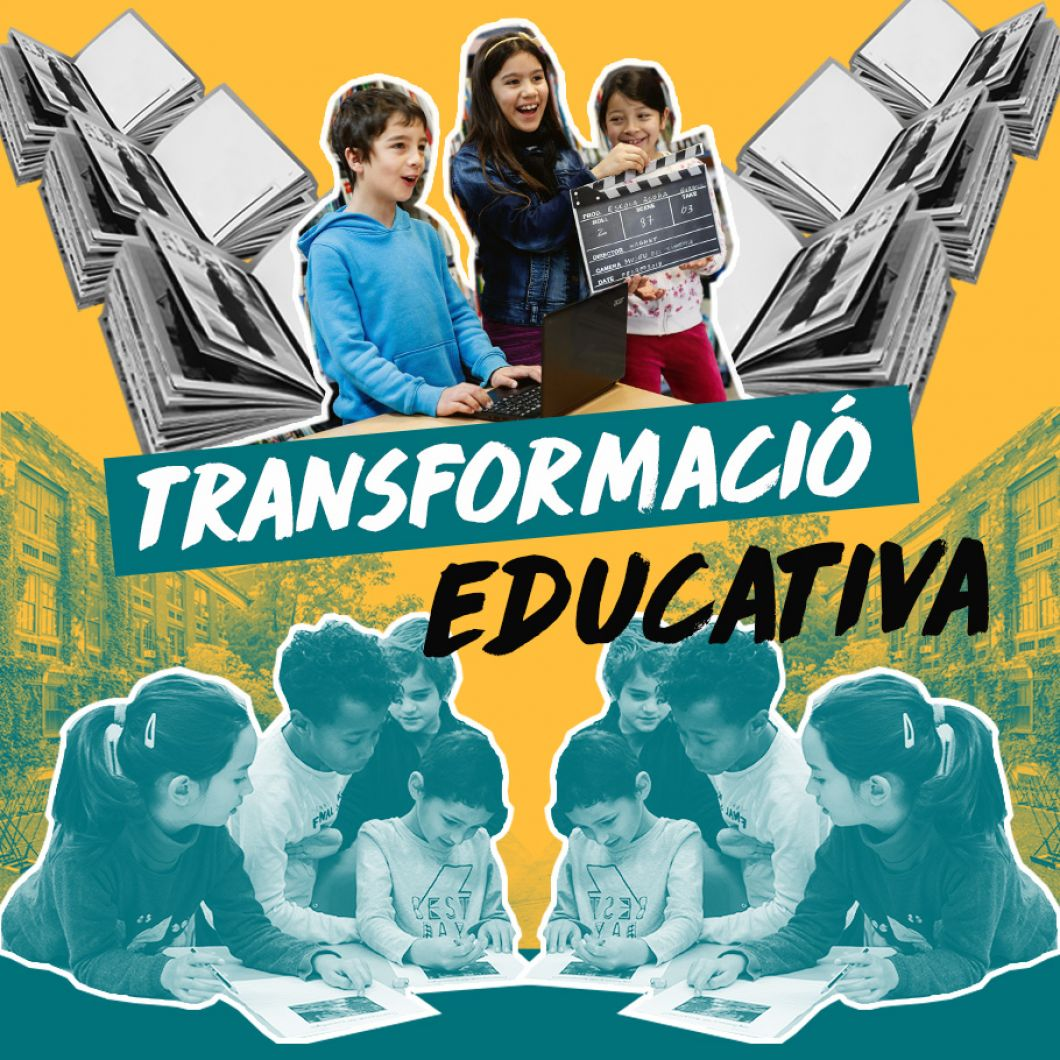 Moltes escoles i instituts han impulsat, en els darrers anys, processos de reflexió pedagògica que han portat a un replantejament profund dels seus projectes educatius. El context excepcional que estem vivint posa de manifest la necessitat de seguir impulsant aquests processos de transformació educativa. Som-hi!