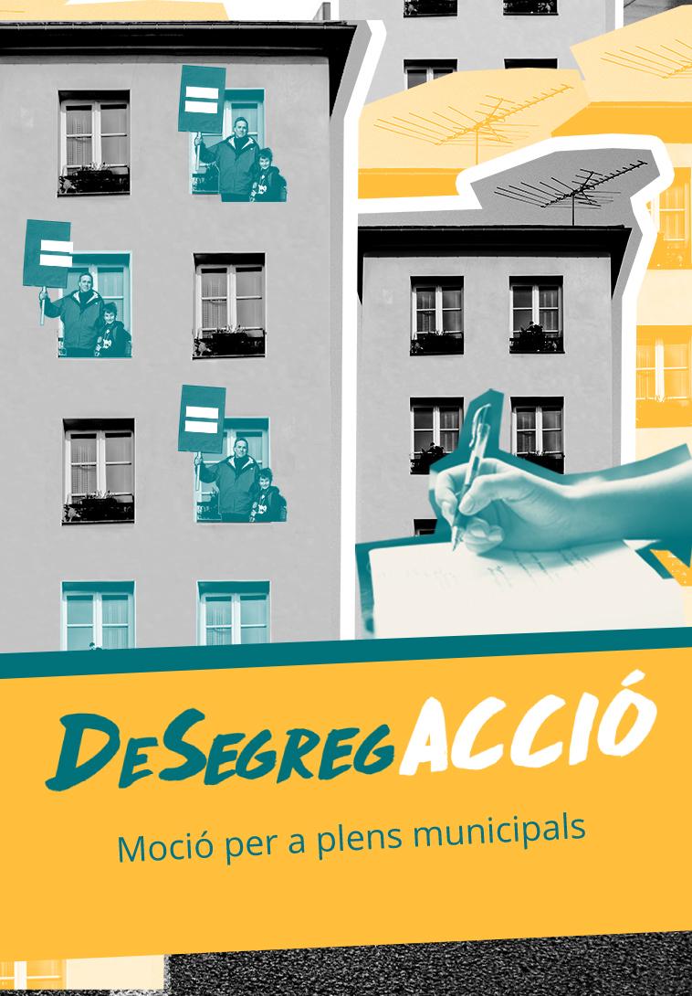 Moció per combatre la segregació escolar al ple municipal