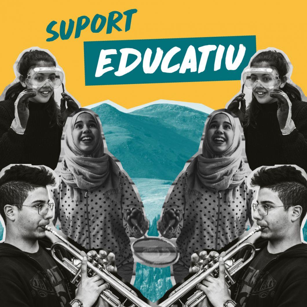 És necessari activar programes i recursos de suport educatiu en xarxaper acompanyar l'alumnat més perjudicat per la crisi del Covid-19, especialment d'aquells infants i joves que es troben en situacions de major vulnerabilitat social i educativa.